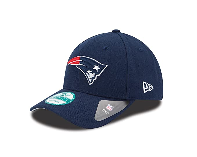 official photos 90cc4 03721 NFL The League New England Patriots 9Forty Adjustable Cap