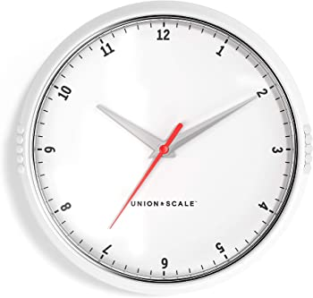 Union & Scale Essentials Wall Clock