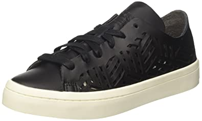 Adidas W SneakerSchuhe Damen Courtvantage Cutout 2WEDH9I