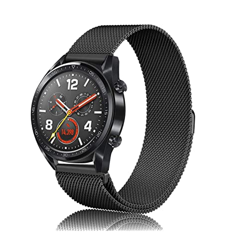 FINTIE Bracelet pour Huawei Watch GT/Huawei Watch GT Active: Amazon.fr: High-tech