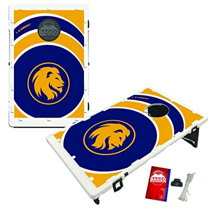 Fantastic Amazon Com Victory Tailgate Texas Am Commerce Lions Baggo Ibusinesslaw Wood Chair Design Ideas Ibusinesslaworg