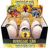 Oeuf de dinosaure Hatch & se développer dans l'eau de l'eau Dino oeuf Magic Toy Grow Pet