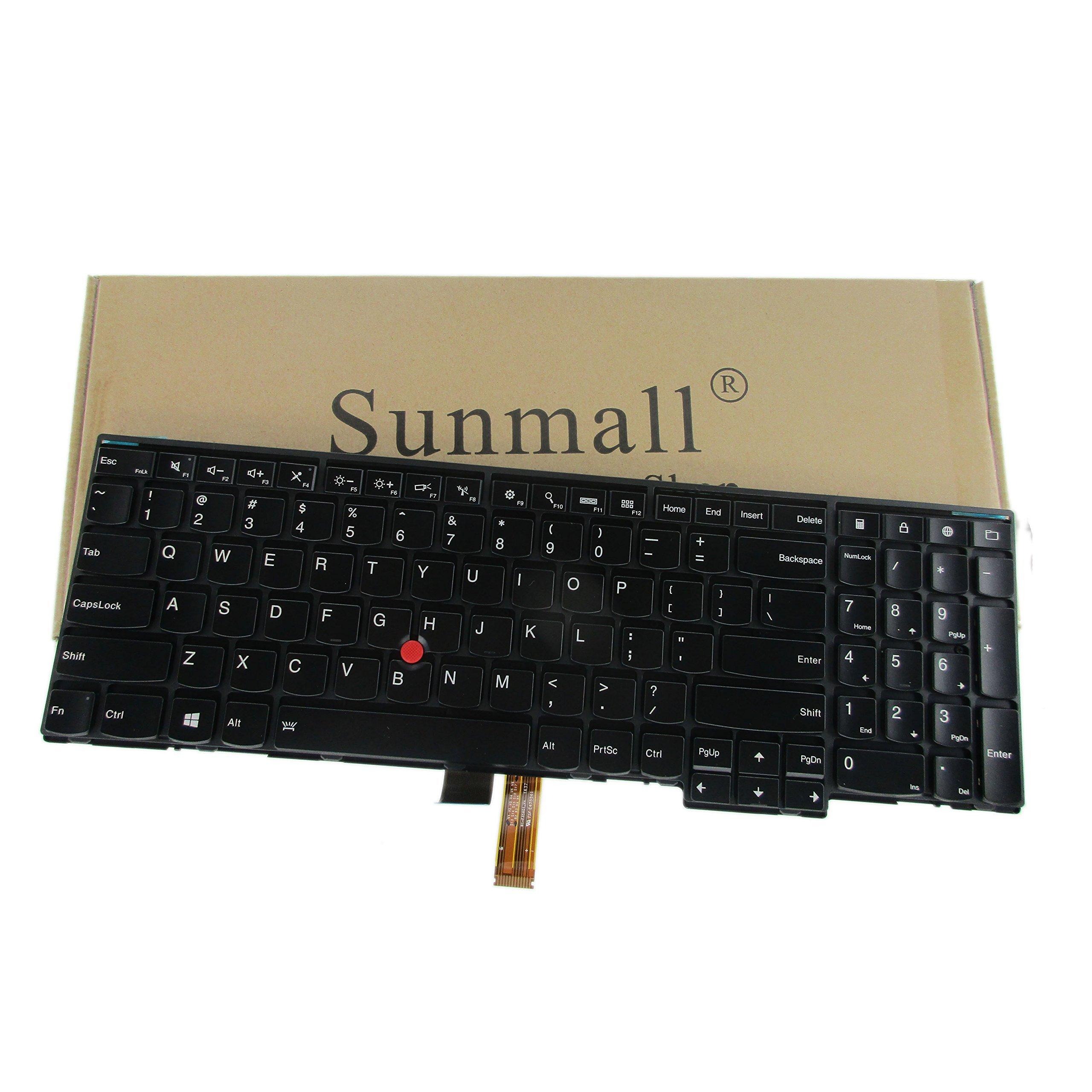 Teclado USA para Lenovo ThinkPad Edge E531 E540 W540 W541 W5