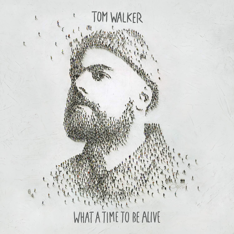 Vinilo : Tom Walker - What A Time To Be Alive (180 Gram Vinyl, Download Insert)