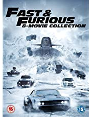 Fast & Furious 8-Film Collection (1-8 [2017]