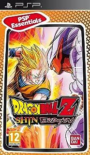 Dragonball Z Shin Budokai (PSP): Dragonball Z Shin Budokai