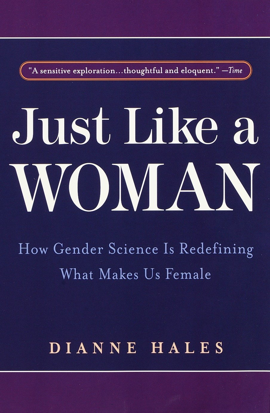 Just Like a Woman: How Gender Science Is Redefining What Makes Us Female PDF