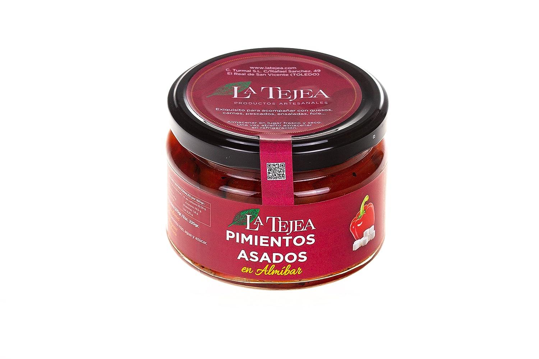 La Tejea, Conserva Caramelizada (Pimiento, Fritada,Cebolla Caramelizada) - 3 piezas: Amazon.es: Alimentación y bebidas