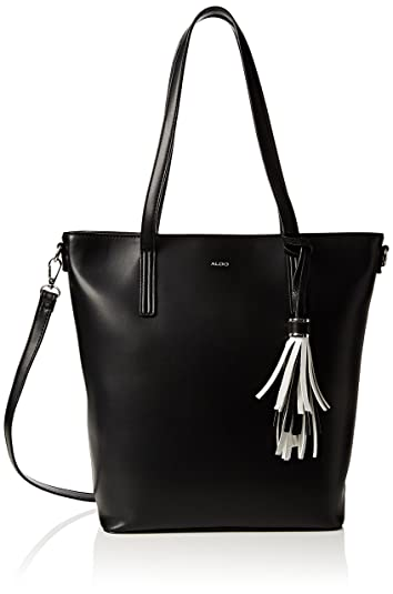 13d40225e29 Amazon.com  Aldo Women s Dicocco Tote Black (Black)  Shoes