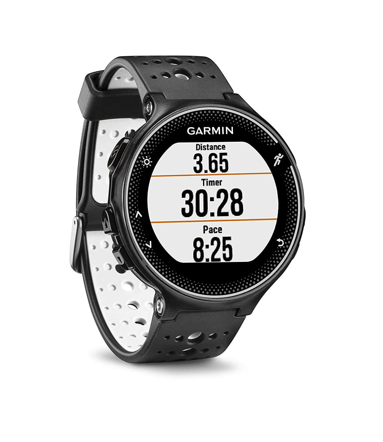 Garmin Forerunner 230 – Black White