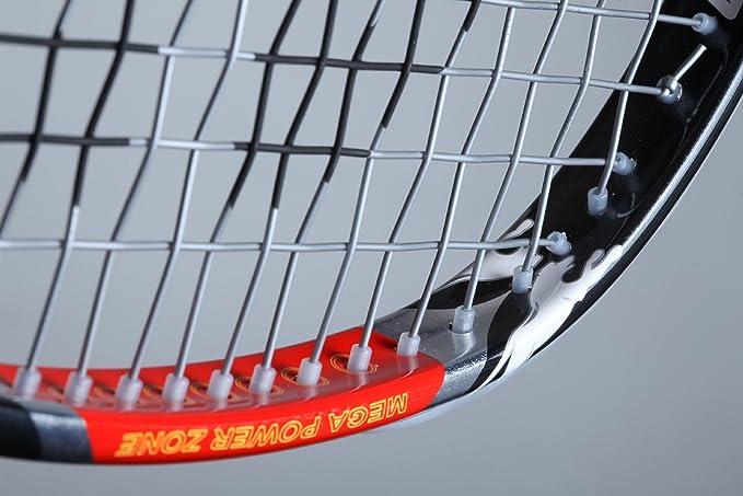 Unsquashable Squash-Schläger CP 3000 - Raqueta de squash, color rojo/negro, talla 4: Amazon.es: Deportes y aire libre