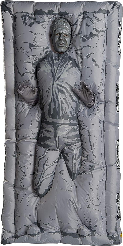 Rubies – Disfraz de Han Solo de Star Wars en carbonita para hombre ...