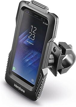 FAHRRAD HANDY HALTERUNG IPX8 WASSERDICHT COVER CASE HÜLLE FÜR Samsung S8  S9