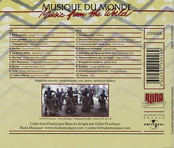 In the Land of Cameroon - CD & DVD: Various: Amazon in: Music