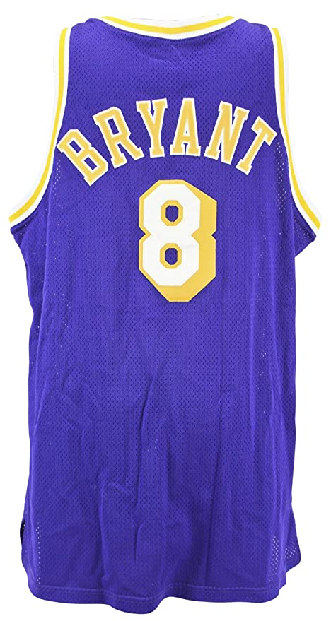 48ab115d6fc7 Lakers Kobe Bryant 1998-99 Game Used Nike Jersey MEARS   Grey Flannel LOAs -