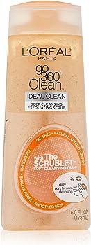 L'Oreal Go 360 Clean Deep Cleansing Exfoliating Facial Scrub