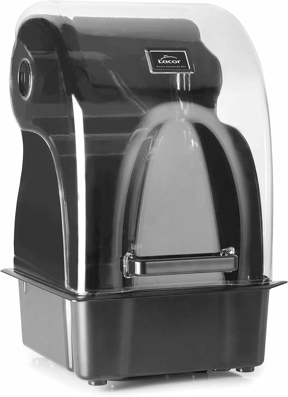 Lacor R69295B Noise Case Protector for 69195-69295, Black