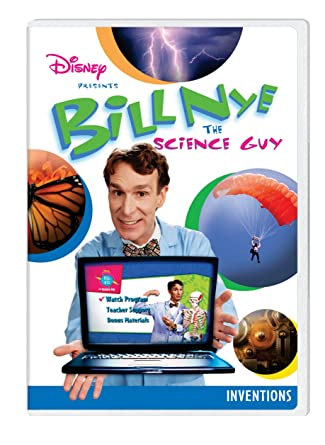 Bill Nye the Science Guy: Inventions Classroom Edition [Interactive DVD]
