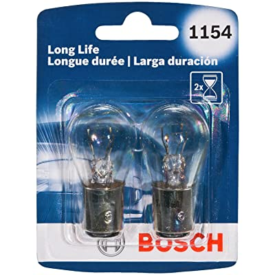 Bosch Automotive 1154LL Light Bulb, 2 Pack: Automotive