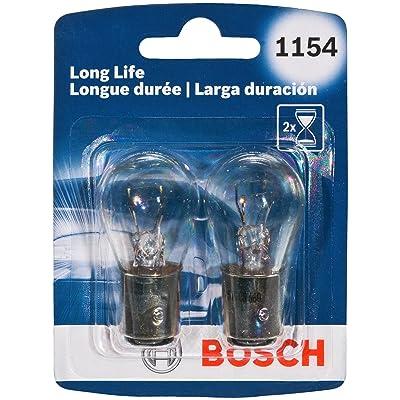 Bosch Automotive 1154LL Light Bulb, 2 Pack: Automotive