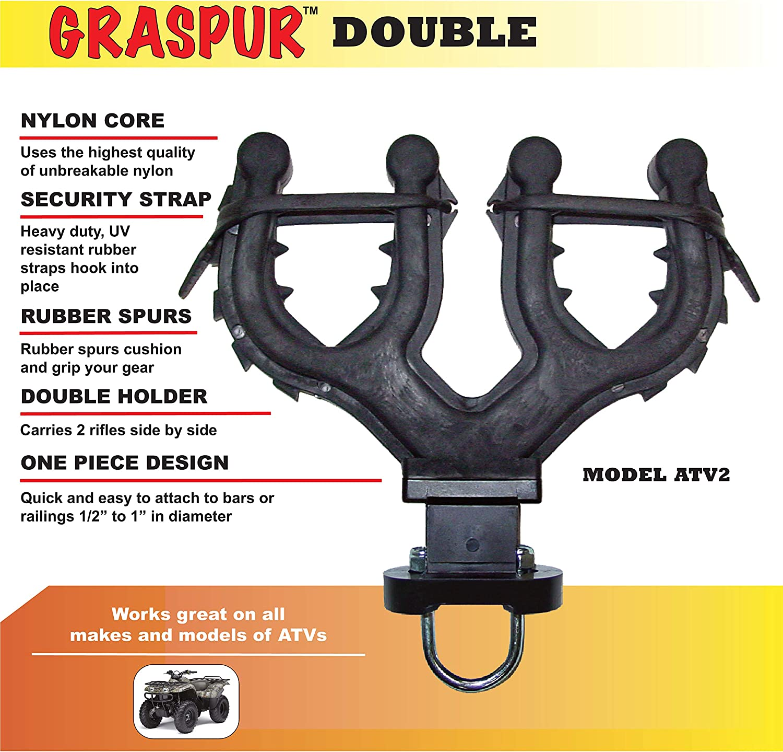 All Rite Products Single All Terrain Graspur ATV1