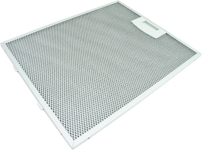 Filtro de grasa de metal de repuesto Original Siemens para Siemens ventilador Extractor campanas–353110
