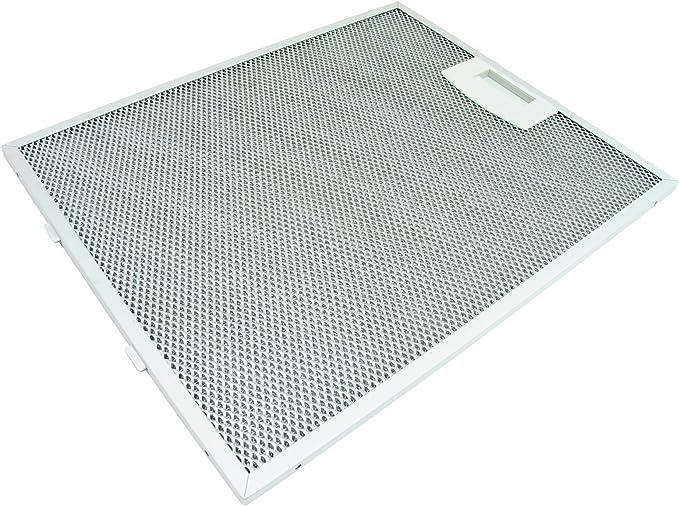 Filtro de grasa de metal de repuesto Original Siemens para Siemens ventilador Extractor campanas – 353110: Amazon.es: Hogar