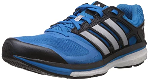 size 40 12c43 c87fc adidas Performance Men s Supernova Glide 6 M Running Shoes Blue Size  8