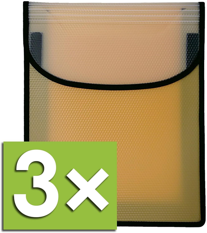 VELOFLEX Sammelbox Velobag Din A4, Hochformat, 40 mm, blau blau blau (Schwarz, 10x Heftebox) B07BWH8V7M | Modern Und Elegant  38feb7
