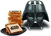 Usa la forza e tosta i tuoi toast a puntino, con tanto di scritta star wars laterale, con questo tostapane a tema Star Wars!