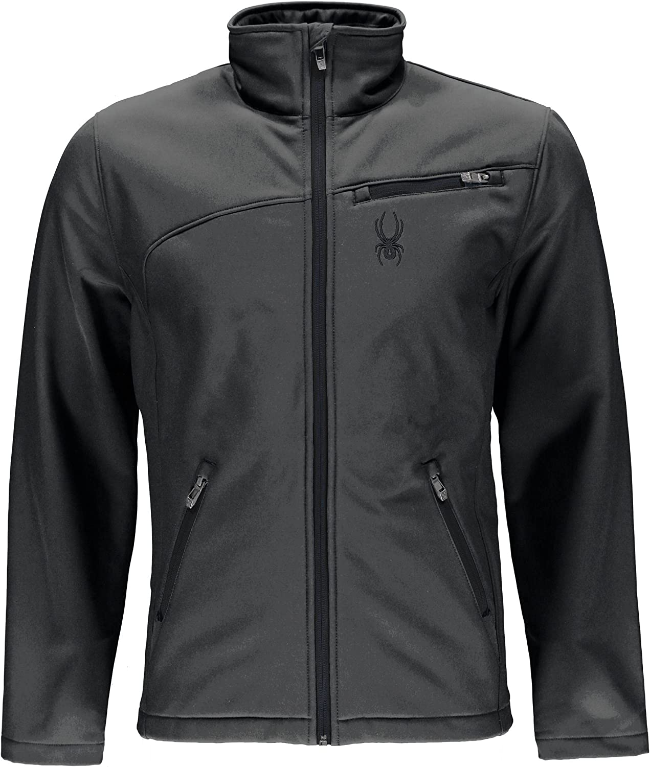 Spyder Men's Softshell Jacket: Clothing