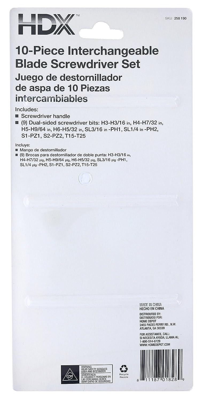 Amazon.com: HDX 012319 4-1/2