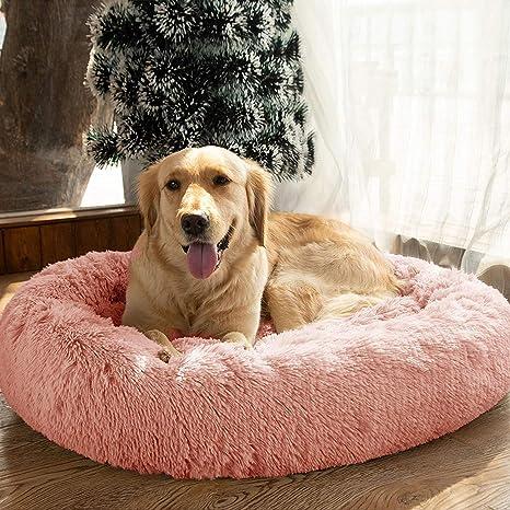 Findm Store cómoda y cálida Cama para Perros, Cama para ...