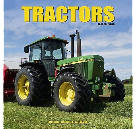 Farmall Tractors Calendar 2021: Lee Klancher: Amazon.com.au: Books
