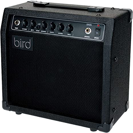 Bird ga615 amplificador para guitarra eléctrica: Amazon.es ...