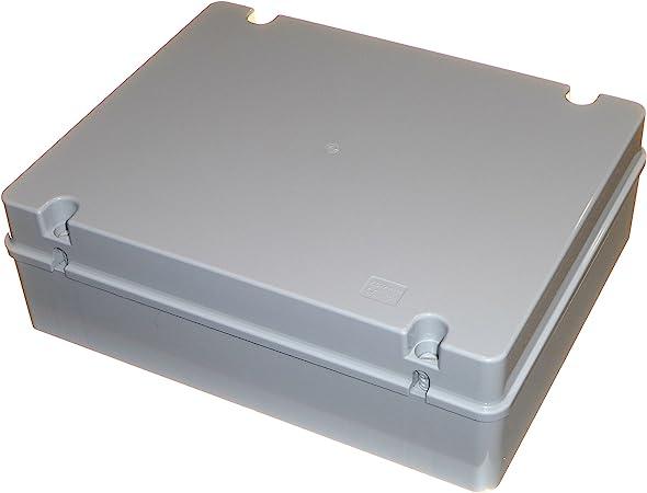 380 mm x 300 mm x 120 mm grande caja de derivación IP56 Resistente ...