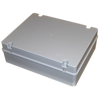 380 mm x 300 mm x 120 mm grande caja de derivación IP56 Resistente a la