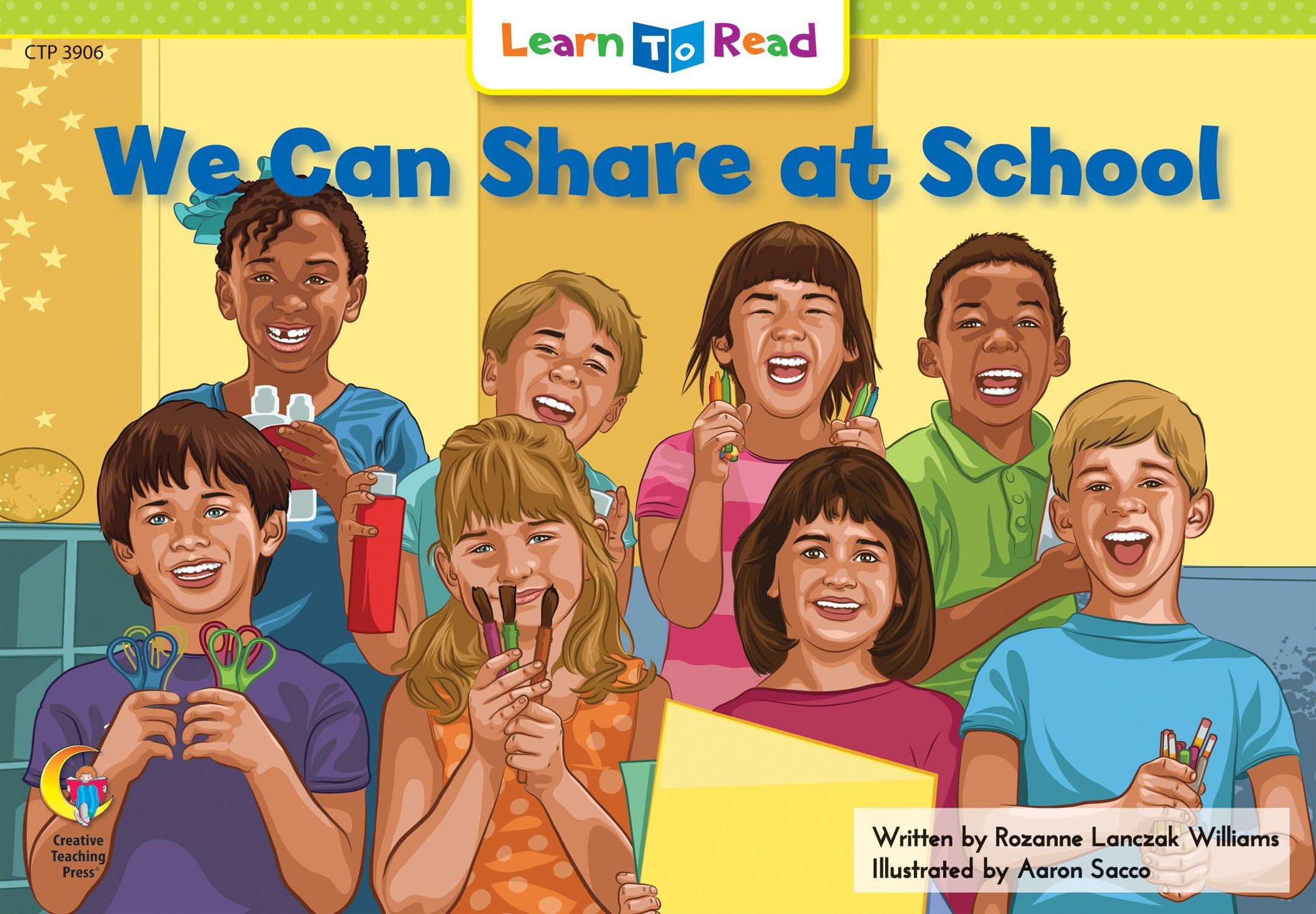 amazon we can share at school social studies learn to read