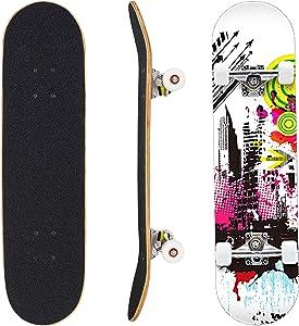 """Geelife 31""""x8"""" Skateboard"""