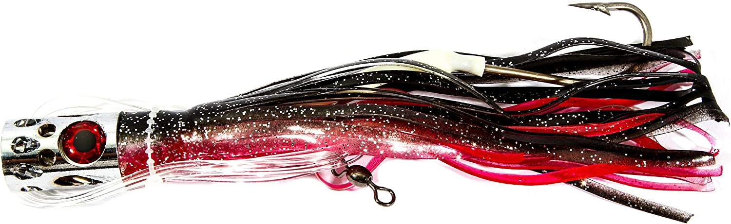 Boone Gatlin Jet Rigged Lure, Red/Black, 2 3/4-Ounce
