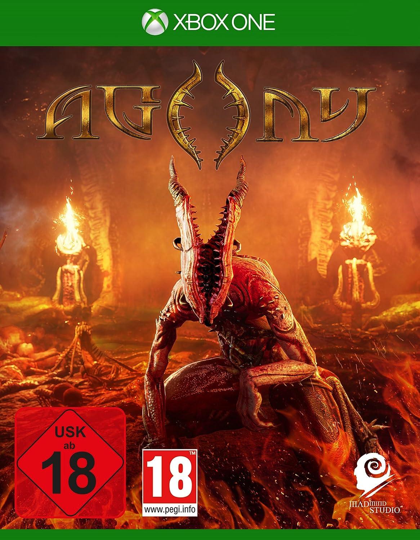 Agony - Xbox One [Importación alemana]: Amazon.es: Videojuegos