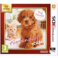 Nintendo Selects - Nintendogs + Cats (Toy Poodle + New Friends) (Nintendo 3DS)