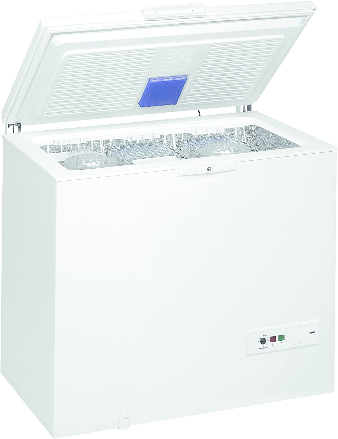 Whirlpool WHM 22113 Independiente Baúl 215L A+++ Blanco ...