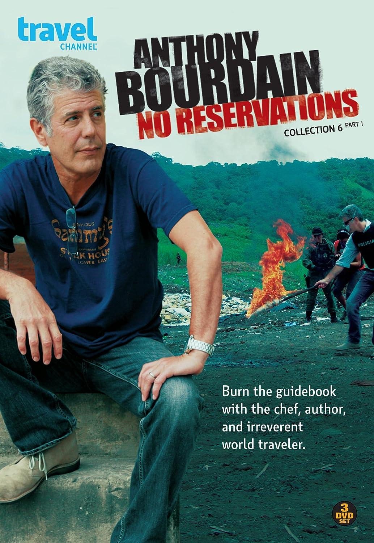 Amazon Com Anthony Bourdain No Reservations Collection Part  Anthony Bourdain Zero Point Zero Production Inc Movies Tv