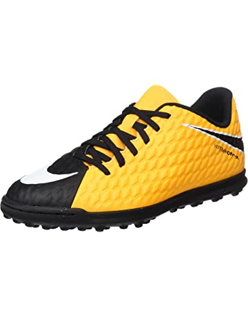 36116a801185 Nike Unisex Kids  Jr Hypervenomx Phade Iii Tf Football Boots