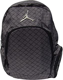 03cb4c25bbb4 Nike Jordan Graphite Backpack Laptop Sleeve Protection Audio Pocket