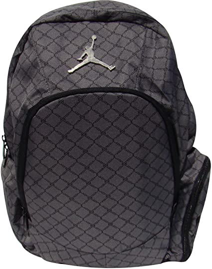 Amazon.com  Nike Jordan Graphite Backpack Laptop Sleeve Protection Audio  Pocket  Sports   Outdoors cf607a37c8ded