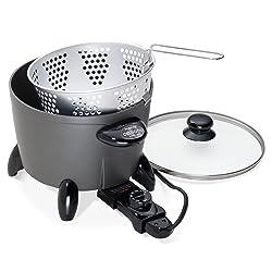 Presto 06003 Electric Steamer/Multi-Cooker
