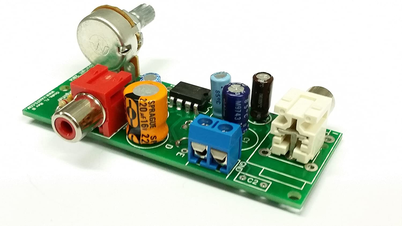 Audio Amplifier Lm380n 8 Kit 5322 Electronics Lm380 Power Circuit