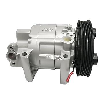 ryc remanufacturados AC Compresor y a/c embrague eg474: Amazon.es: Coche y moto